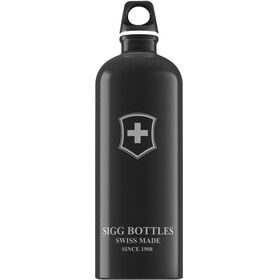 Sigg Traveller Bottle 1l black